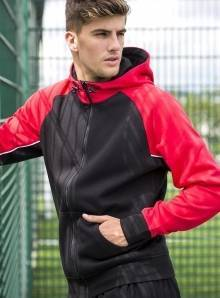 Bluza z kapturem Panelled Sports