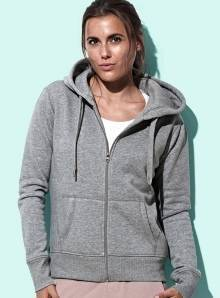 Damska bluza z kapturem Active Sweatjacket