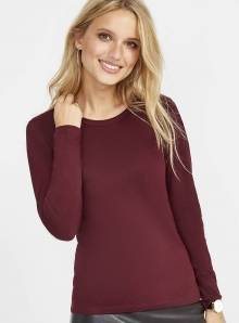 Damska bluzka Long Sleeves-T Majestic