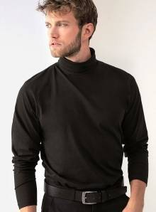 Golf męski model Roll-Neck