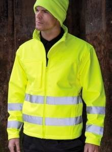 Kurtka High-Vis Soft Shell