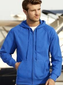 Męska bluza z kapturem Lightweight Hooded
